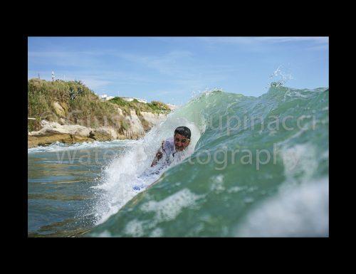 Surf Beat School Mareggiata 8 agosto  Lido Garda